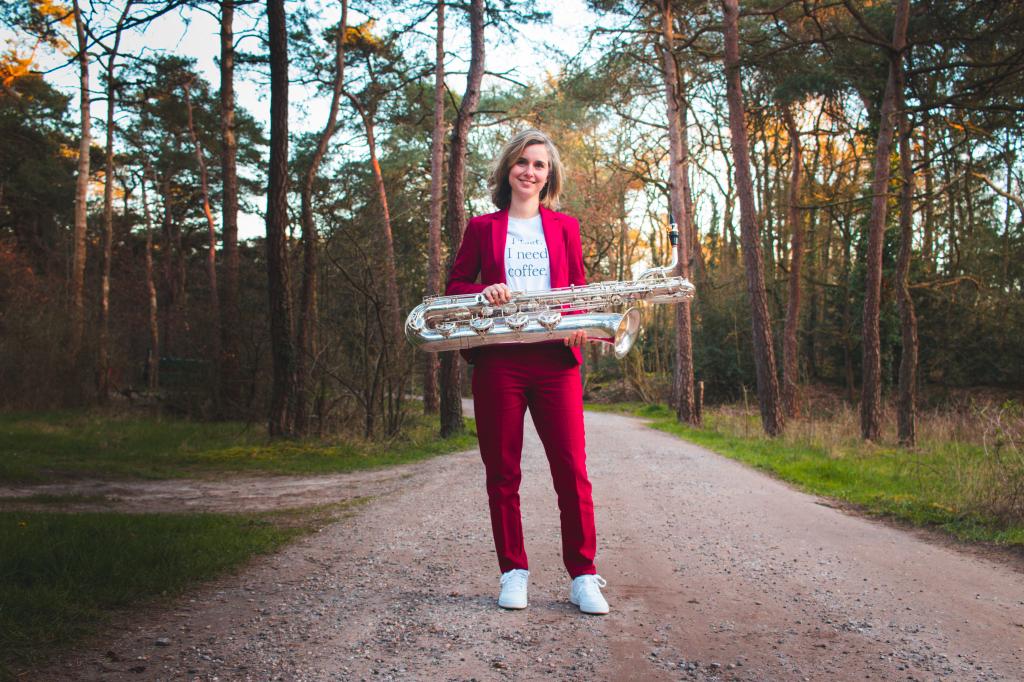 Lotte Bruin Saxofoon